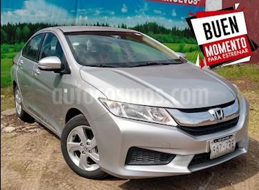 Foto venta Auto Seminuevo Honda City LX 1.5L (2014) color Plata precio $149,000