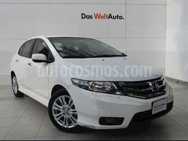 Foto venta Auto usado Honda City LX 1.5L (2013) color Blanco Marfil precio $147,000