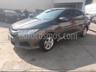 Foto venta Auto usado Honda City LX 1.5L (2017) color Gris precio $210,000