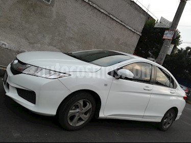 Honda City LX 1.5L usado (2017) color Blanco precio $200,000