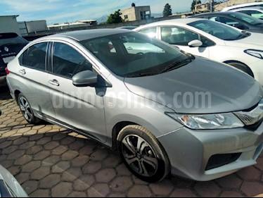 Foto venta Auto Seminuevo Honda City LX 1.5L (2017) color Plata precio $203,000