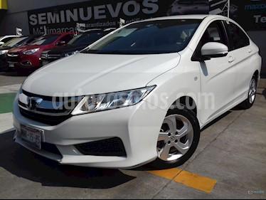 Foto venta Auto Seminuevo Honda City LX 1.5L (2016) color Blanco Marfil precio $182,000