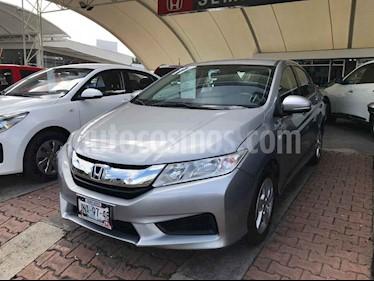 Foto Honda City LX 1.5L usado (2017) color Plata precio $179,000
