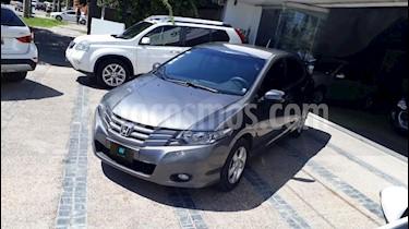 Foto venta Auto usado Honda City LX (2011) color Gris Oscuro precio $150.000