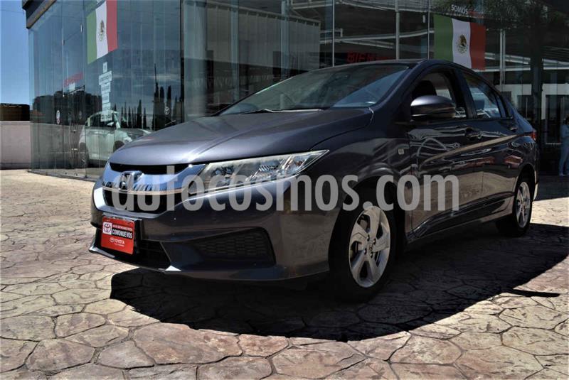 Honda City LX 1.5L usado (2014) color Gris precio $155,000