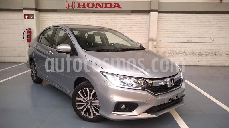 Honda City EX 1.5L usado (2020) color Plata Dorado precio $303,905