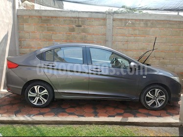 Honda City LX 1.5L usado (2016) color Gris precio $162,000