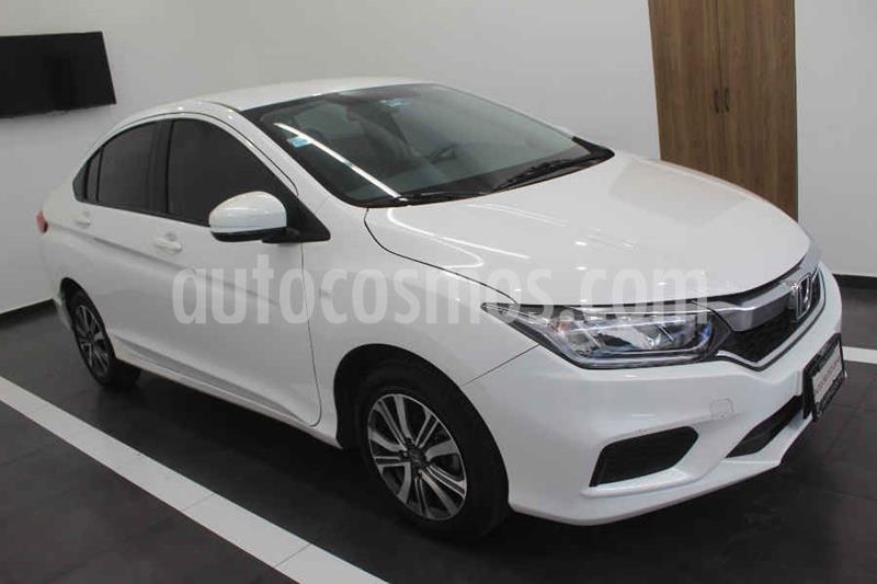 Honda City LX 1.5L usado (2019) color Blanco precio $229,000