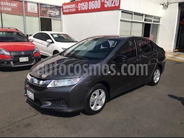 Honda City LX 1.5L usado (2014) color Antracita precio $150,000