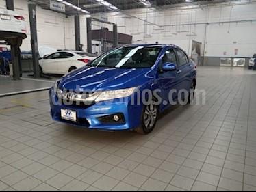 Honda City LX 1.5L usado (2017) color Azul precio $215,000