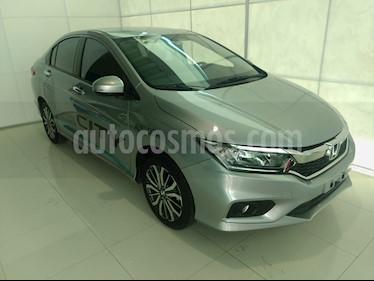 Honda City EX 1.5L Aut usado (2020) color Plata Lunar precio $294,900