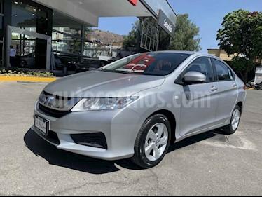 Honda City 4p LX L4/1.5 Man usado (2014) color Plata precio $148,000