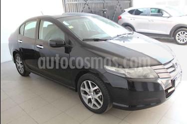 Honda City EX 1.5L usado (2010) color Negro precio $129,000
