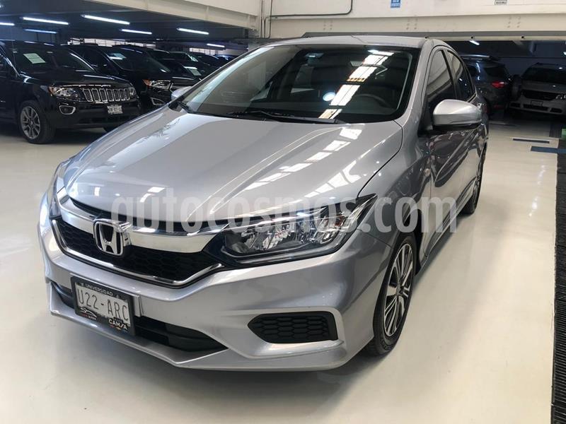 Honda City LX 1.5L usado (2018) color Plata Dorado precio $224,100
