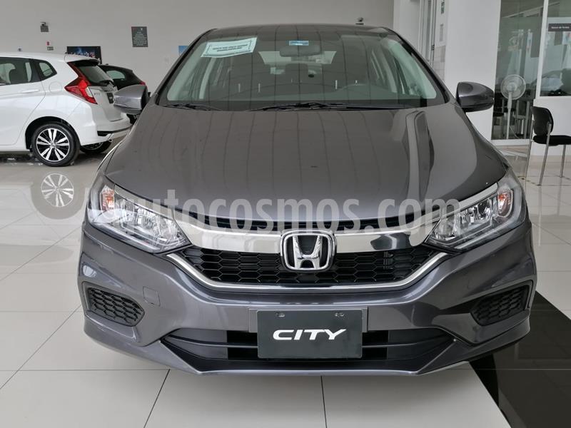 Honda City LX 1.5L Aut usado (2020) color Acero precio $289,900