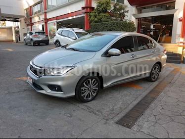 Honda City EX 1.5L Aut usado (2019) color Plata precio $276,000