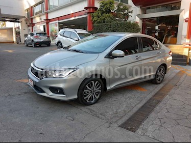 foto Honda City EX 1.5L Aut usado (2019) color Plata precio $276,000