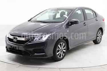Honda City 4p LX MT usado (2020) color Gris precio $249,000