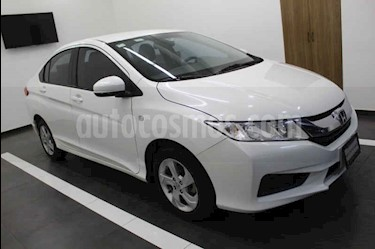 Honda City LX 1.5L Aut usado (2014) color Blanco precio $168,000