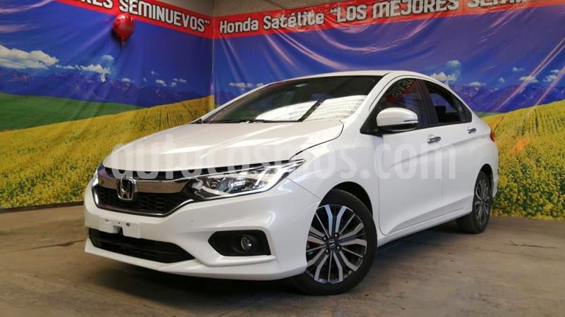 Honda City EX 1.5L usado (2020) color Blanco precio $288,207