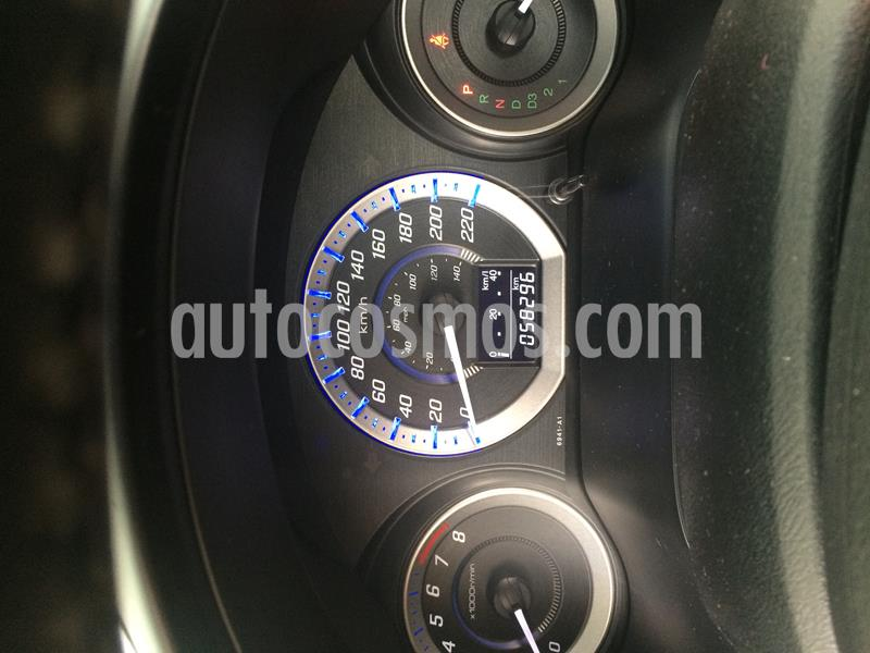 Honda City EX 1.5L Aut usado (2013) color Rojo precio $148,000