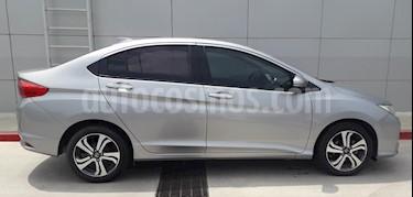 Honda City EX 1.5L usado (2017) color Plata precio $205,000