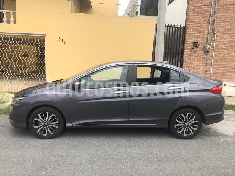 Honda City EX 1.5L Aut usado (2019) color Acero precio $230,000