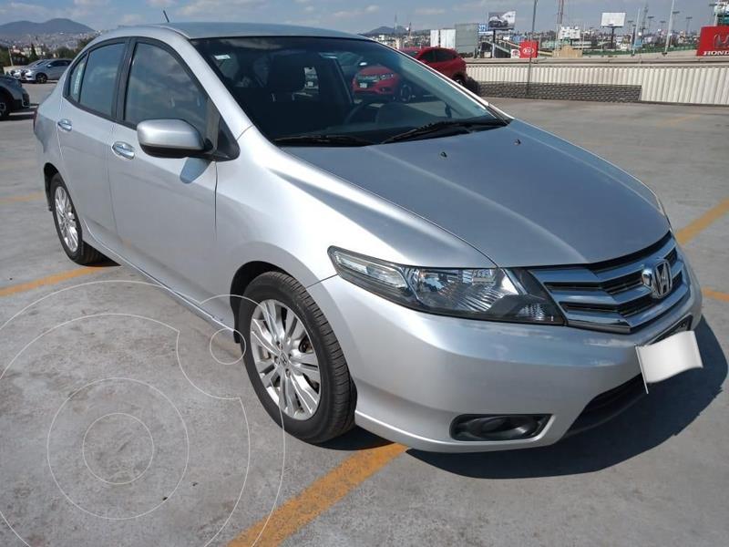 Honda City EX 1.5L usado (2012) color Plata Dorado precio $143,000