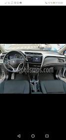 Honda City EX 1.5L Aut usado (2017) color Gris Magnesio precio $190,000