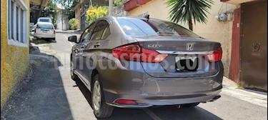 Honda City LX 1.5L usado (2014) color Gris precio $136,000