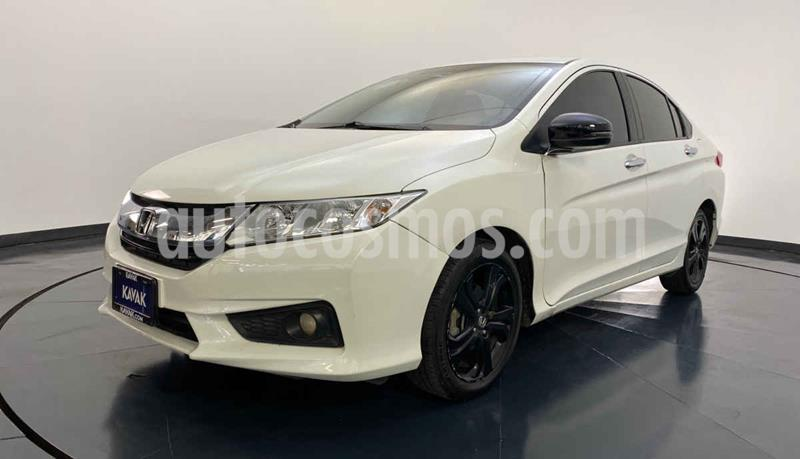 Honda City EX 1.5L Aut usado (2016) color Blanco precio $197,999