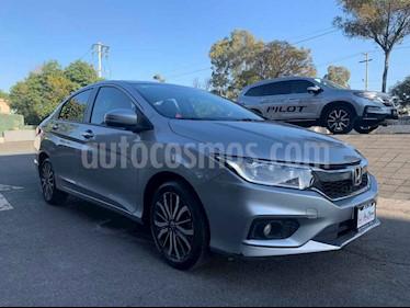 Honda City EX 1.5L Aut usado (2018) color Plata precio $238,000