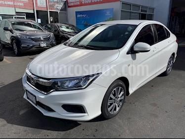Honda City LX 1.5L usado (2018) color Blanco Marfil precio $230,000