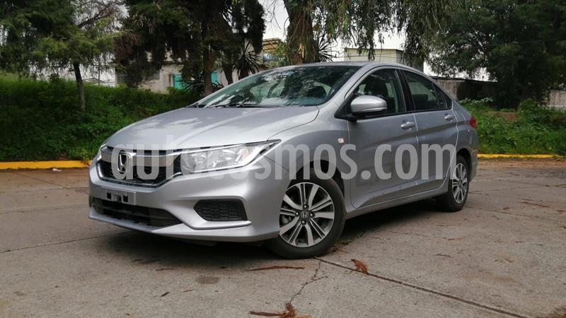 Honda City LX 1.5L usado (2020) color Plata precio $275,405