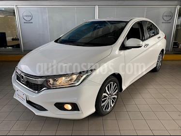 Honda City EX 1.5L Aut usado (2018) color Blanco precio $234,900