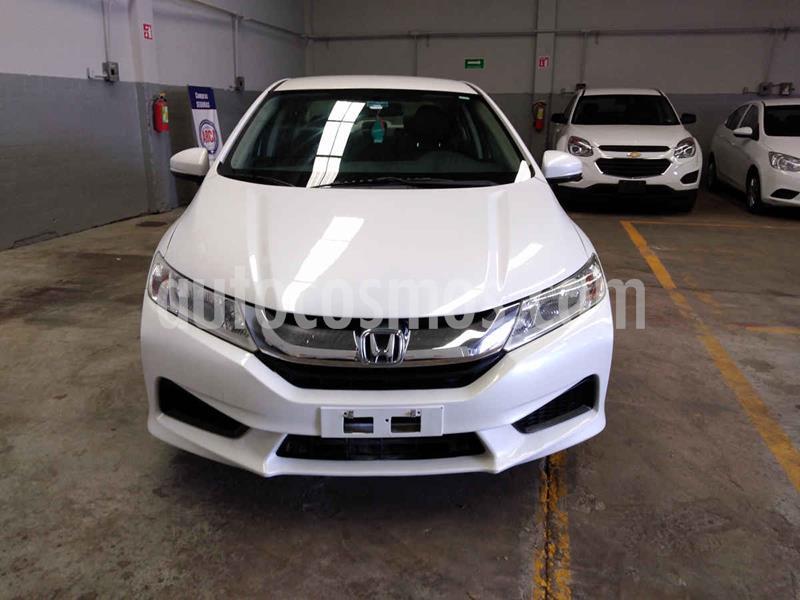Honda City LX 1.5L usado (2014) color Blanco precio $134,900