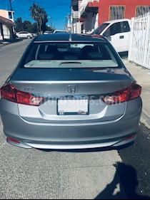 Honda City LX 1.5L Aut usado (2017) color Plata precio $199,000