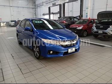 Honda City LX 1.5L usado (2017) color Azul precio $199,000