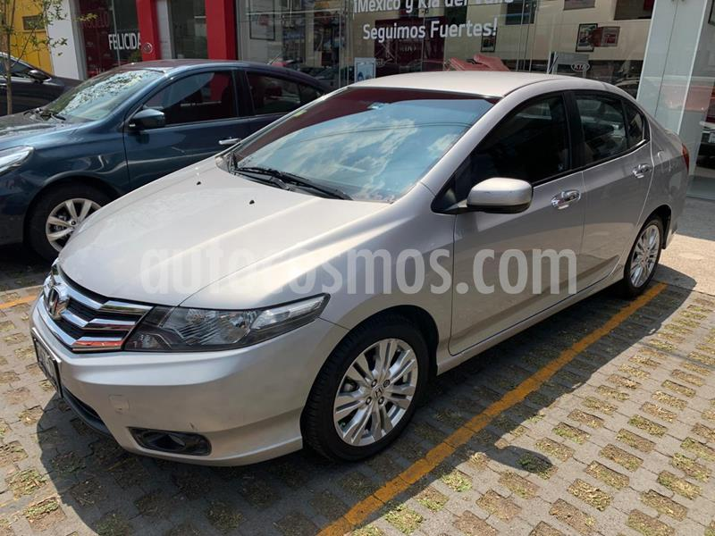 Honda City EX 1.5L usado (2012) color Blanco precio $129,900
