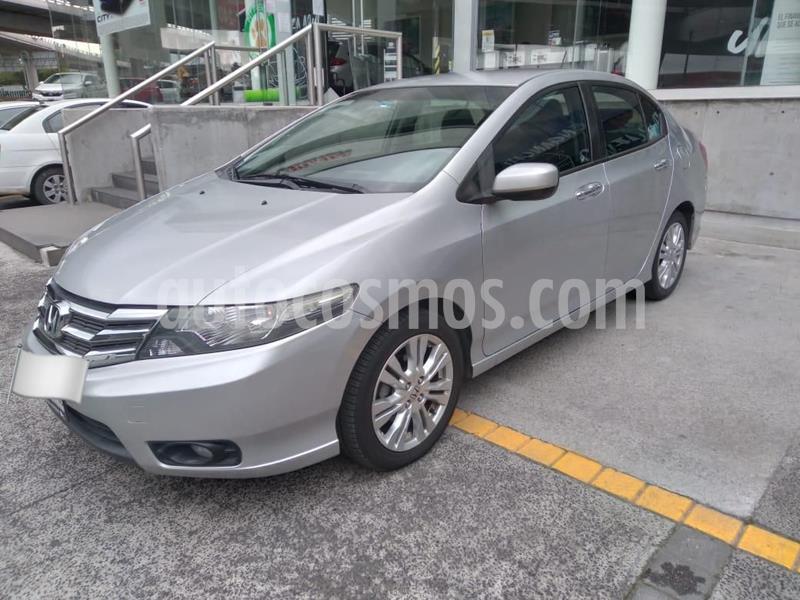 Honda City EX 1.5L usado (2013) color Plata Dorado precio $147,000