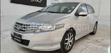 Honda City 4p DAT EX aut usado (2010) color Plata precio $110,000