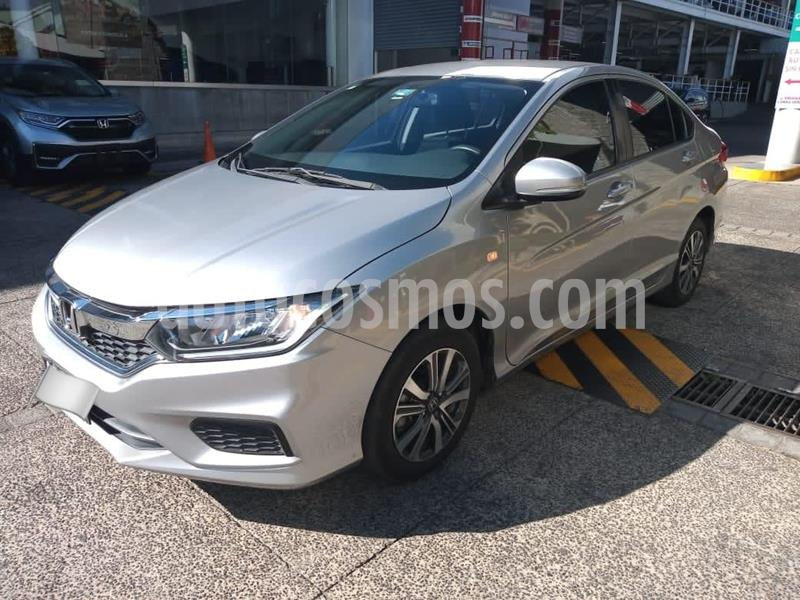 Honda City LX 1.5L usado (2018) color Plata Dorado precio $225,000