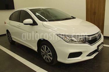 Honda City 4p LX CVT usado (2020) color Blanco precio $239,000