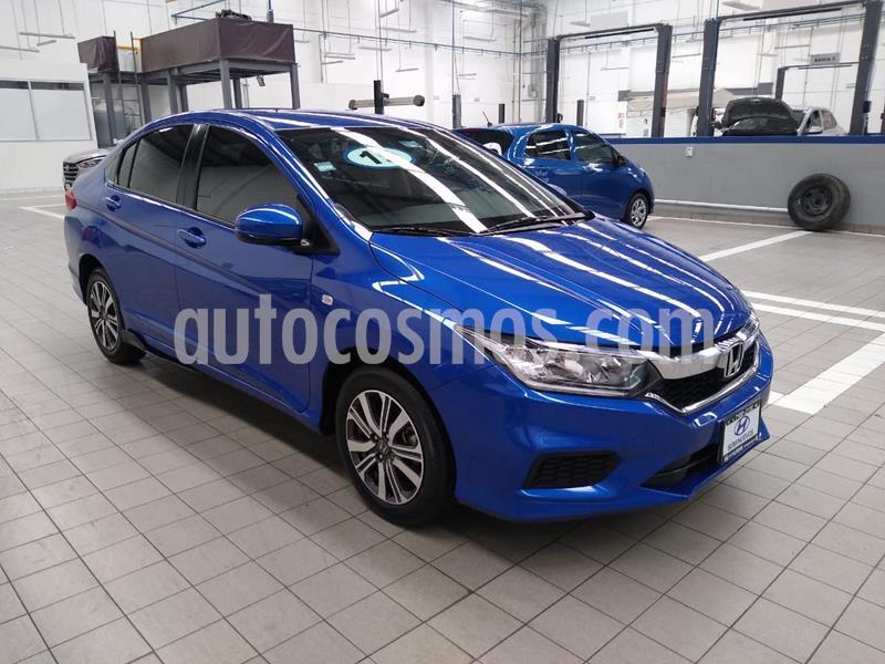 Honda City LX 1.5L usado (2019) color Acero precio $225,000