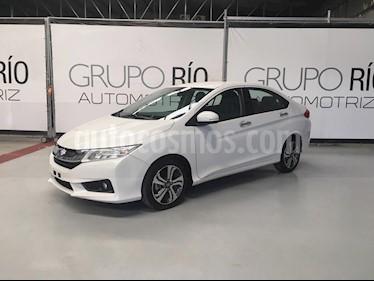 Honda City EX 1.5L Aut usado (2016) color Blanco precio $193,000