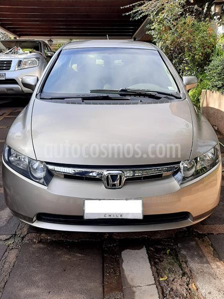 Honda Civic Automatico LX 1.6L 4P usado (2008) color Oro precio $4.500.000