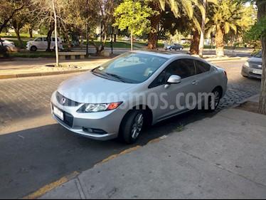 Honda Civic Coupe EX-T  usado (2013) color Gris precio $7.000.000