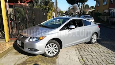 Honda Civic Coupe EX-T  usado (2013) color Gris precio $7.100.000