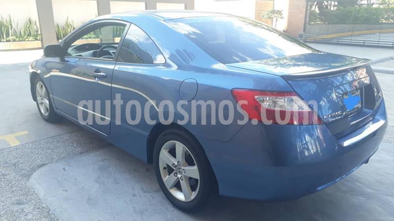 Honda Civic Coupe EX-L 1.8L usado (2007) color Azul precio u$s7.000
