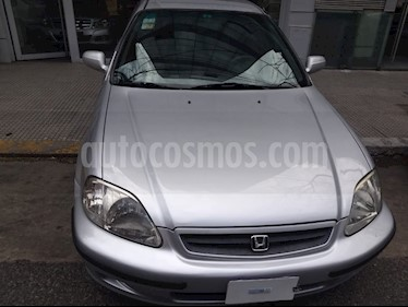 Foto venta Auto usado Honda Civic - (1999) color Gris precio $185.000